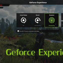 geforce experrent